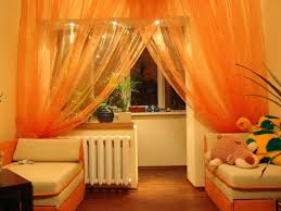 Bright Colored Curtains Bright Colored Sheer Curtains Home Design Ideas
