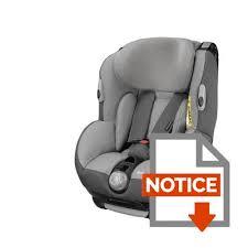sangle siege auto bebe confort bebe confort siège auto opal gr 0 1 concrete grey achat