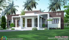 apartments home one floor design may kerala home design and