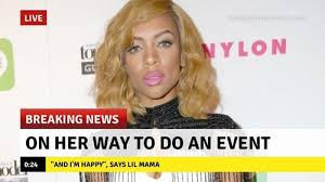 Mama Meme - celeb news lil mama meme goes viral skull classic atrl