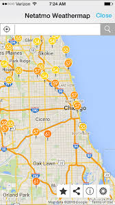 Map Of Hyde Park Chicago by Chicago Boyz Blog Archive Use Of Netatmo To Measure Wealth In