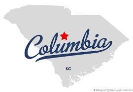 map of columbia south carolina map of columbia sc south carolina