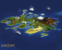 World Map Desktop Wallpaper by Runescape World Map