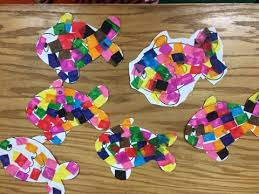 kindergarten step step week 1 rainbow fish minds