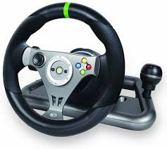 thrustmaster xbox 360 a review of mad catz wireless racing wheel