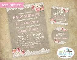 imagenes de feliz sabado vintage mi morusa arte digital baby shower vintage con motivos florales y