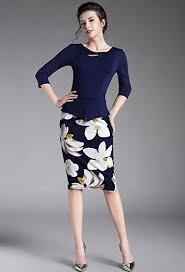 chic dress homeyee women s chic bodycon formal dress b288 at