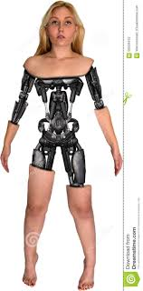 human android cyborg android robot isolated stock photo image 56559442