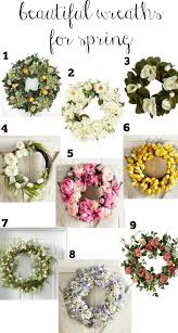 beautiful wreaths for