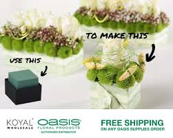 wholesale flowers and supplies premade diy wedding floral foam vases for centerpieces just soak