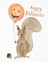 halloween cards postable
