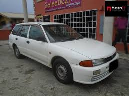 mitsubishi lancer wagon mitsubishi libero wagon automatic petrol white for sale in