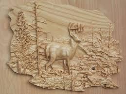 deer wood wall deer wood carving deer wood wall deer antler deer wall