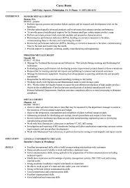 exle of a well written resume metallurgist resume sles velvet