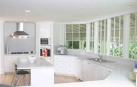 modern kitchen ideas with white cabinets kitchen inspiring white galley kitchen ideas for modern apartment