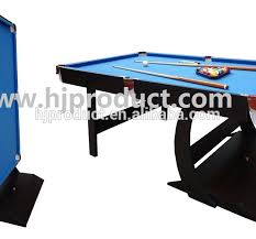 4ft pool table folding buy cheap china folding pool table oem products find china folding