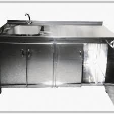 Metal Kitchen Sink Cabinet Unit Lovely Metal Kitchen Sink Cabinet Unit Gl Kitchen Design