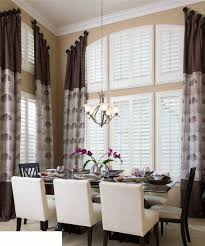 formal dining room window treatments dinning window covering ideas dining room drapes window curtains