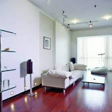 cozy modern gray wall paint color featuring white colored floor