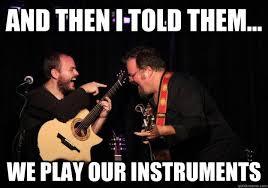 Musician Memes - laughing musician memes quickmeme