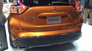 nissan murano in uk nissan debuts u0027futuristic u0027 murano with nasa inspired seats