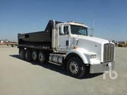 kenworth t series kenworth dump trucks in california for sale used trucks on