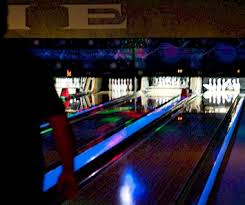 black light bowling near me glacier lanes rock n bowl