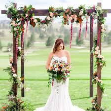 chuppah rental colorado golf club wedding planner sweetly paired colorado