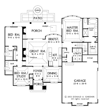 country style house plan 3 beds 3 baths 1715 sq ft plan 929 957