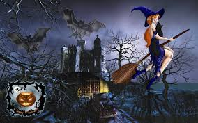 scary halloween background hd halloween background pictures wallpapersafari