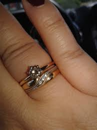 thick wedding bands thick wedding band thin engagement ring