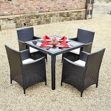 Garden Sofa Dining Set 27 Best Black Rattan Garden Furniture Sets Images On Pinterest