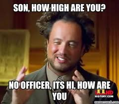 How High Are You Meme - how high are you