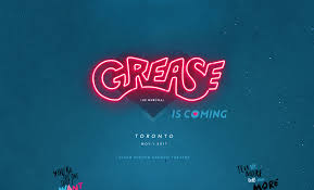 grease the musical on stage in toronto nov 1 2017