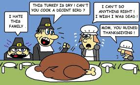 dysfunctional thanksgiving by avricci on deviantart
