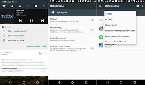 notification settings android android nougat tips and tricks androidpit