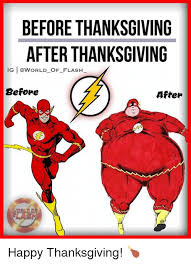 before thanksgiving after thanksgiving ig of flash before after