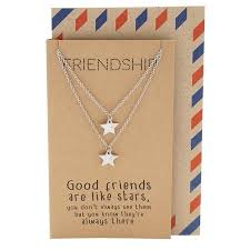 star friendship necklace images Quan jewelry quan jewelry star pendants friendship necklace for jpeg