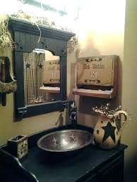 country bathrooms ideas country bathroom decor country primitive bathroom decor decoration