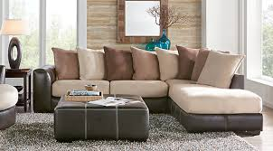 sophia oversized chaise sectional sofa sectional sofas rooms to go living room wingsberthouse 0 quantiply co