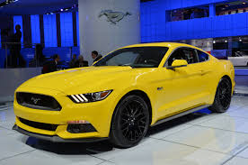 2015 Gt Mustang Black Vote Or Not 2015 Mustang Gt In Triple Yellow