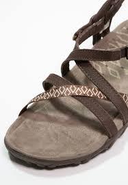 merrell terran lattice 2 walking sandals dark earth women