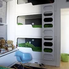 Plastic Bunk Beds Eclectic Guest Bedroom With Built In Bunk Beds Zillow Digs Zillow