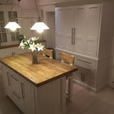 freestanding kitchen island breakfast bar in stocksbridge south