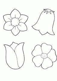 coloring book flowers coloring