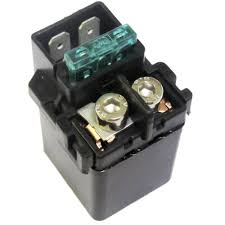 amazon com caltric starter solenoid relay fits kawasaki zzr600