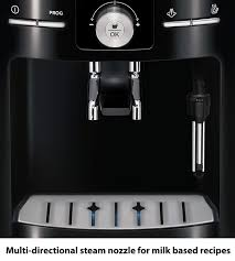 Coffee Grinder Espresso Machine Amazon Com Krups Ea8250 Espresseria Super Automatic Espresso