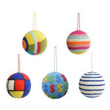 artist ornaments