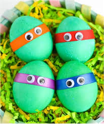 Easter Egg Decorating Ideas Bee by Your Eggs Into 21 Cute Characters The Kids Will Love It