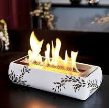 Portable Indoor Outdoor Fireplace by Maybe This Will Do Until I Have My Own Fireplace Shelter Me